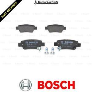Brake Pads Rear FOR HONDA CR-V III 06->12 2.0 2.2 2.4 K24Z1 R20A2 RE Bosch
