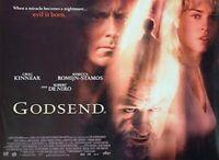 Godsend (Zweiseitig) Original Filmposter