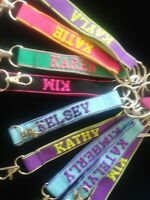Personalized Key Chain K's you choose name  FREE SHIPPING