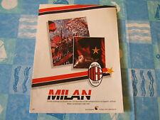A.C. MILAN=CATALOGO UFFICIALE PRODOTTI MILAN 1986/87