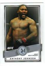 2016 Topps UFC Museum Collection #15 Anthony Johnson