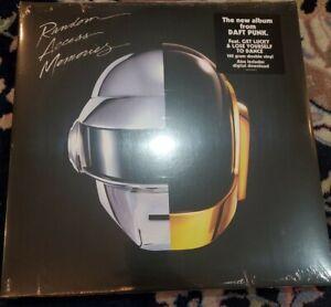 Random Access Memories 180G Vinyl Daft Punk (Vinyl, Sealed, Brand New) In Hand
