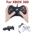 Black-USB Wired GamePad Joypad Controller For Microsoft Xbox 360 Slim PC windows