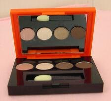Estee Lauder Pure Color Eyeshadow~Nude Fresco~Ivory Slipper~Hot Cinnamon~Chocola