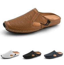 Men Loafers Slippers Shoes Driving Moccasins Pumps Slip on Flats Breathable 44 L