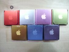 Apple 6th gen ipod nano 8GB - refurbished, reliable, choice 7 colors - read -