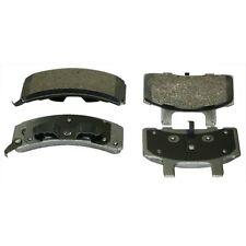 Disc Brake Pad Set Front AUTOZONE/ DURALAST-BOSCH MKD369