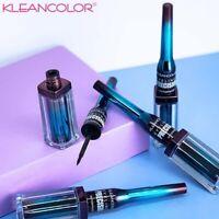 KleanColor Black Precision Eyeliner Brush Waterproof No Smudge Lasting Makeup