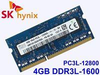 4GB DDR3L-1600 PC3L-12800 1600Mhz SK HYNIX HMT451S6AFR8A-PB MEMORY RAM SPEICHER
