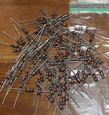 Nos Stackpole 106x Pezzi Carbonio Comp. Resistori 180 Ohm 1 Watt 10%