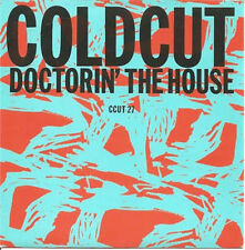 """COLDCUT - Doctorin' The House (ps) 7"""""""