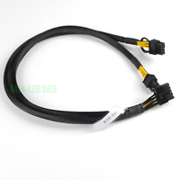 10pin to 6+8pin Power Adapter Cable for HP ML350 G9 and GPU 500mm
