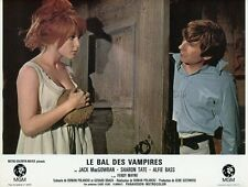 SHARON TATE  LE BAL DES VAMPIRES  1967 VINTAGE LOBBY CARD #2