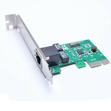 PCI-e Gigabit Ethernet Network Adapter Lan Card Realtek RTL8111 1000Mbps Nic