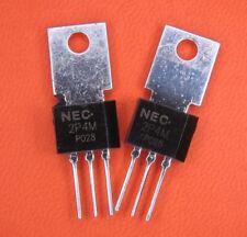Thyristor,  2P4M NEC, T0-202, 2A 400V, SCR Thyristor , 2 Stück