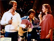 PAT BOONE DEBBY Moody River Speedy Gonzales You Light Up My Life  8 X 10 PHOTO 1
