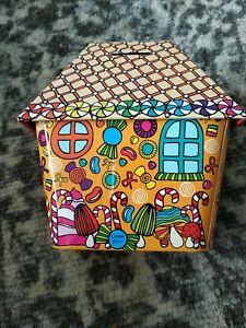 Gingerbread Money Box Tin, Lush 2011 box 3