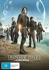Star Wars - Rogue One (2016, DVD and Blu ray) I am one with the force. NO X RENT