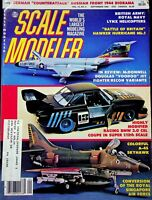 Vtg. Scale Modeler Magazine September 1980 Racing BMW 3.0 CSL Coupe m86