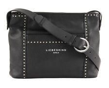 LIEBESKIND BERLIN Vintage Crossbody Bag S Black