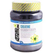Nutrición aplicada monohidrato de creatina 500G