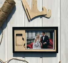 Wedding  photo box photo frame Wedding memory box for photo Usb Free engraving