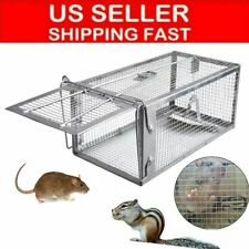 Live Humane Cage Trap for squirrel chipmunk mice rodent No Kill small animals