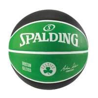 Youths Boston Celtics Spalding NBA Size 6 Outdoor Team Basketball Ball