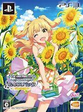 TV anime Idol master Cinderella Girl G4U! Pack VOL.4 serial number included PS3