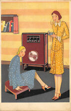 C661) ART DECO', PHILPS RADIO, RICEVITORE IN MOBILE 2601. VG.