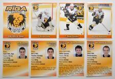2005-06 Hockey Club HK Riga 2000 Team Issue Pick a Player Card