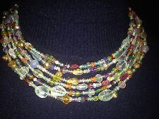 SemiPrecious Stone Necklace