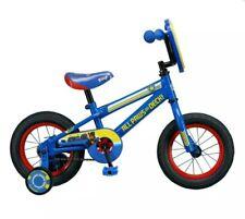 "Kids 12"" Paw Patrol Steel Frame Bicycle with Training Wheels - Blue"