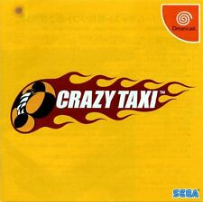 (Used) Dreamcast Crazy Taxi [Japan Import] ((Free Shipping))