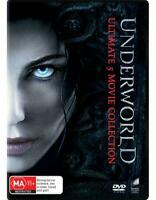 Underworld : Ultimate 5 Movie Collection - DVD Region 2,4,5 Free Shipping!