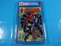 CGC Comic graded 9.2 spiderman 1st hunger morbius  #76 Key issue