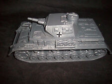 Classic Toy Soldiers Wwii German Panzer Iv tank early war short barrel