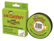 Mr  Catfish 500yds 12lb. Hi-Vis Monofilament Line NEW WAS $6.99 SALE $4.99