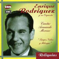 Enrique Rodriguez - Tangos, Valses y Milongas [New CD]