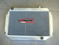 3 Row All Aluminum Radiator For Holden Kingswood HQ HJ HX HZ V8 MT Chevy engine