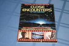 Close Encounters of the Third Kind Collectors Ed. 1978 Paradise Press Magazine