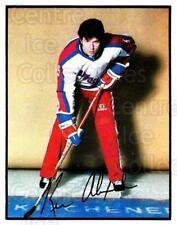 1984-85 Kitchener Rangers #11 Ken Alexander