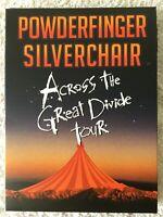 Powderfinger Silverchair Across The Great Divide Tour 3 DVD, Region 0 -FREE POST