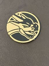 Pokemon Mega Charizard Collectible Coin (Gold Matte Holofoil) NM Pokemon; 3DY