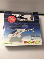Micro Gear Ecoman Micro Helicopter RC Radio Control Mini Indoor Helicopter New