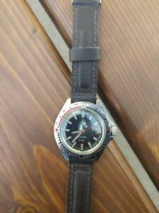 Watch Vostok Horse Automatic 2416B  Amfibia USSR Soviet Vintage SERVICED
