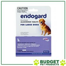 Endogard All Wormer For Dogs Large 3 Tablets