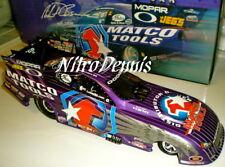 NHRA WHIT BAZEMORE 1:16 Milestone IRON EAGLE 05 Diecast NITRO Funny Car DSR-368