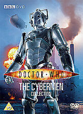 Doctor Who - The Cybermen Collection (DVD, 2-Disc Set) .. FREE UK P+P ..........