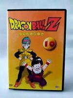 DVD Dragon Ball Z N º 10 TF1 Ab Prod Versión Francia Dbz